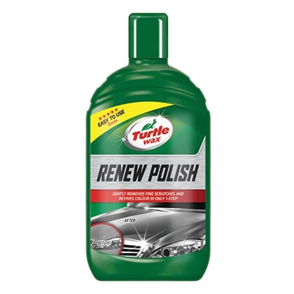 Εικόνα της TURTLE WAX RENEW POLISH 500ml