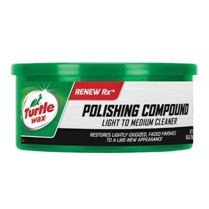 Εικόνα της TURTLE WAX POLISHING COMPOUND 297gr