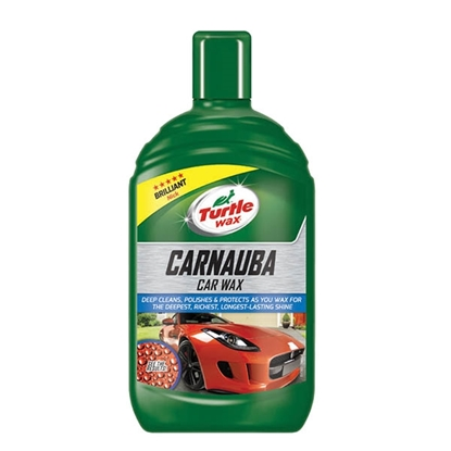 Εικόνα της TURTLE WAX CARNAUBA CAR WAX 500ML
