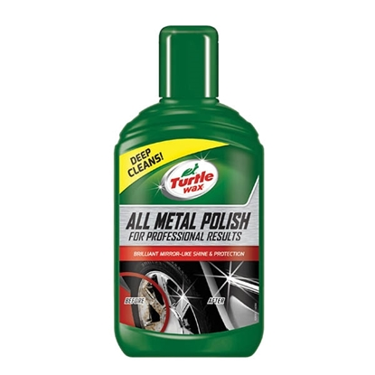 Εικόνα της TURTLE WAX ALL METAL POLISH 300ML