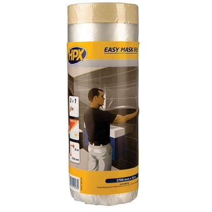 Εικόνα της HPX EASY MASK 550mm x 33m