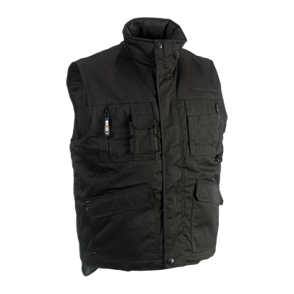 Εικόνα της Donar body warmer BLACK