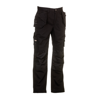Εικόνα της Dagan trousers BLACK