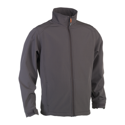 Εικόνα της Julius soft shell jacket GREY