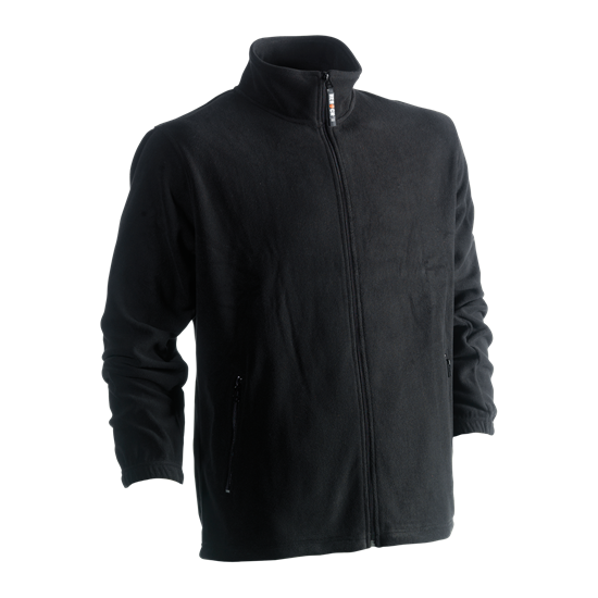 Εικόνα από Darius fleece jacket BLACK