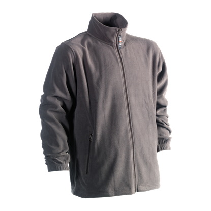 Εικόνα της Darius fleece jacket GREY