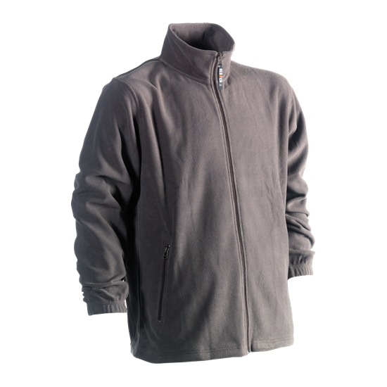 Εικόνα από Darius fleece jacket GREY