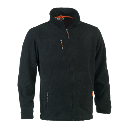 Εικόνα της Ilias fleece jacket ANTHRACITE