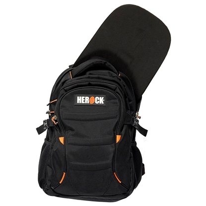 Εικόνα της Arthur backpack BLACK ONE