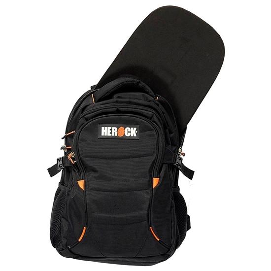 Εικόνα από Arthur backpack BLACK ONE