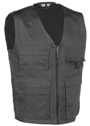 Εικόνα της TORRO BODYWARMER GREY