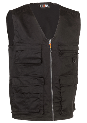 Εικόνα της TORRO BODYWARMER BLACK