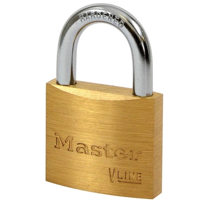 Εικόνα της Λουκέτα μπρούτζινα με ίδιο κλειδί, MASTERLOCK