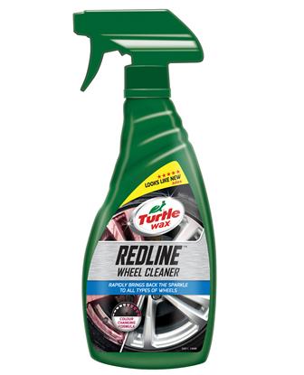 Εικόνα της TURTLE WAX REDLINE WHEEL CLEANER 500ML
