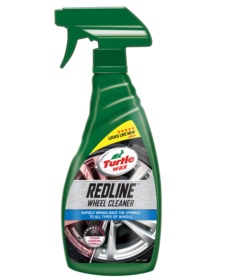 Εικόνα από TURTLE WAX REDLINE WHEEL CLEANER 500ML