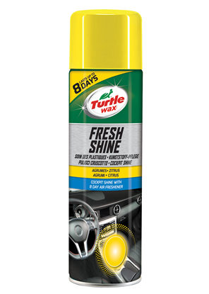Εικόνα της TURTLE WAX FRESH SHINE CITRUS MATT 500ML