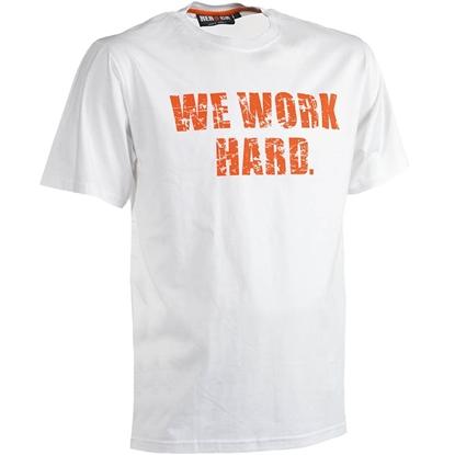 Εικόνα της Anubis T-shirt short sleeves WHITE