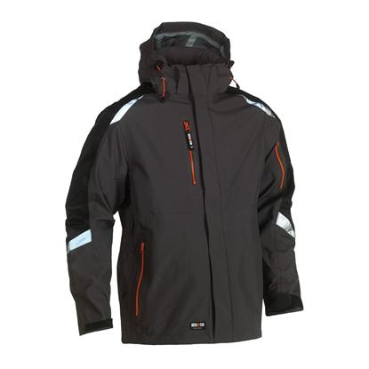 Εικόνα της Cumal jacket GREY/BLACK XL