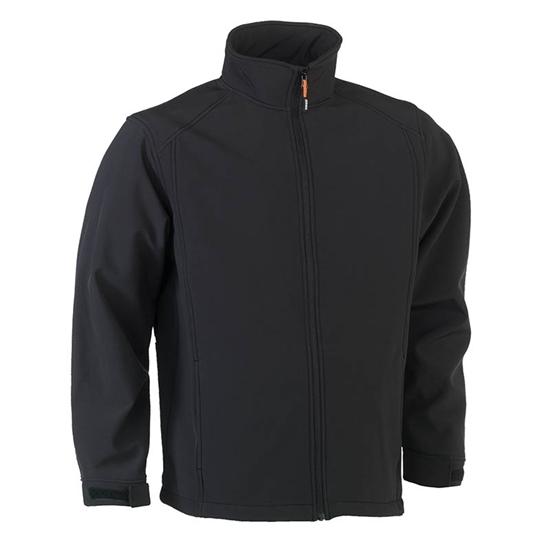 Εικόνα από Julius soft shell jacket BLACK XS