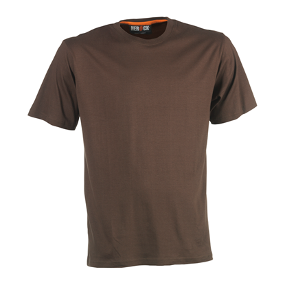 Εικόνα της Argo T-shirt short sleeves BROWN M