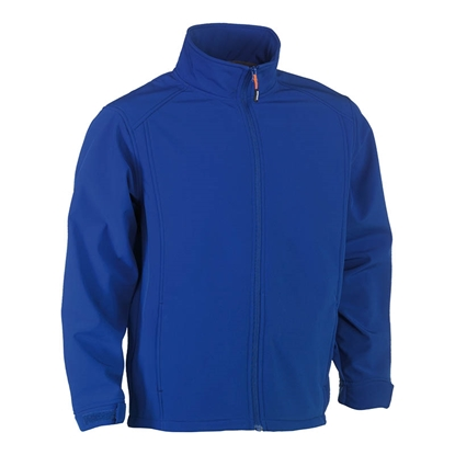 Εικόνα της Julius soft shell jacket ROYAL BLUE