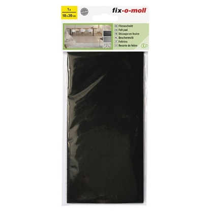 Εικόνα της FIXOMOLL ΤΣΟΧΑΚΙΑ  ΣΥΝΘΕΤΙΚΟ ΑΥΤΟΚ ΛΕΙΑ ΔΑΠΕΔΑ 200Χ100mm ΚΑΦΕ