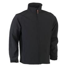 Εικόνα από Julius soft shell jacket BLACK XL