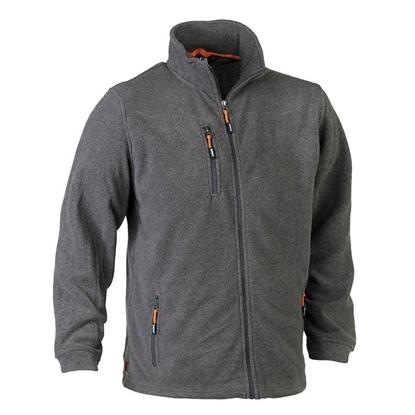 Εικόνα της Ilias fleece jacket Grey Mix