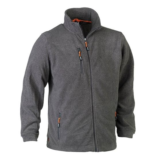 Εικόνα από Ilias fleece jacket Grey Mix
