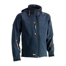 Εικόνα από Poseidon soft shell jacket NAVY S