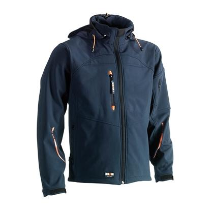 Εικόνα της Poseidon soft shell jacket NAVY