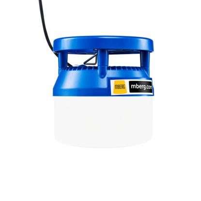 Εικόνα της MBerg® 2.0 230V Work Site LED light (Blue)